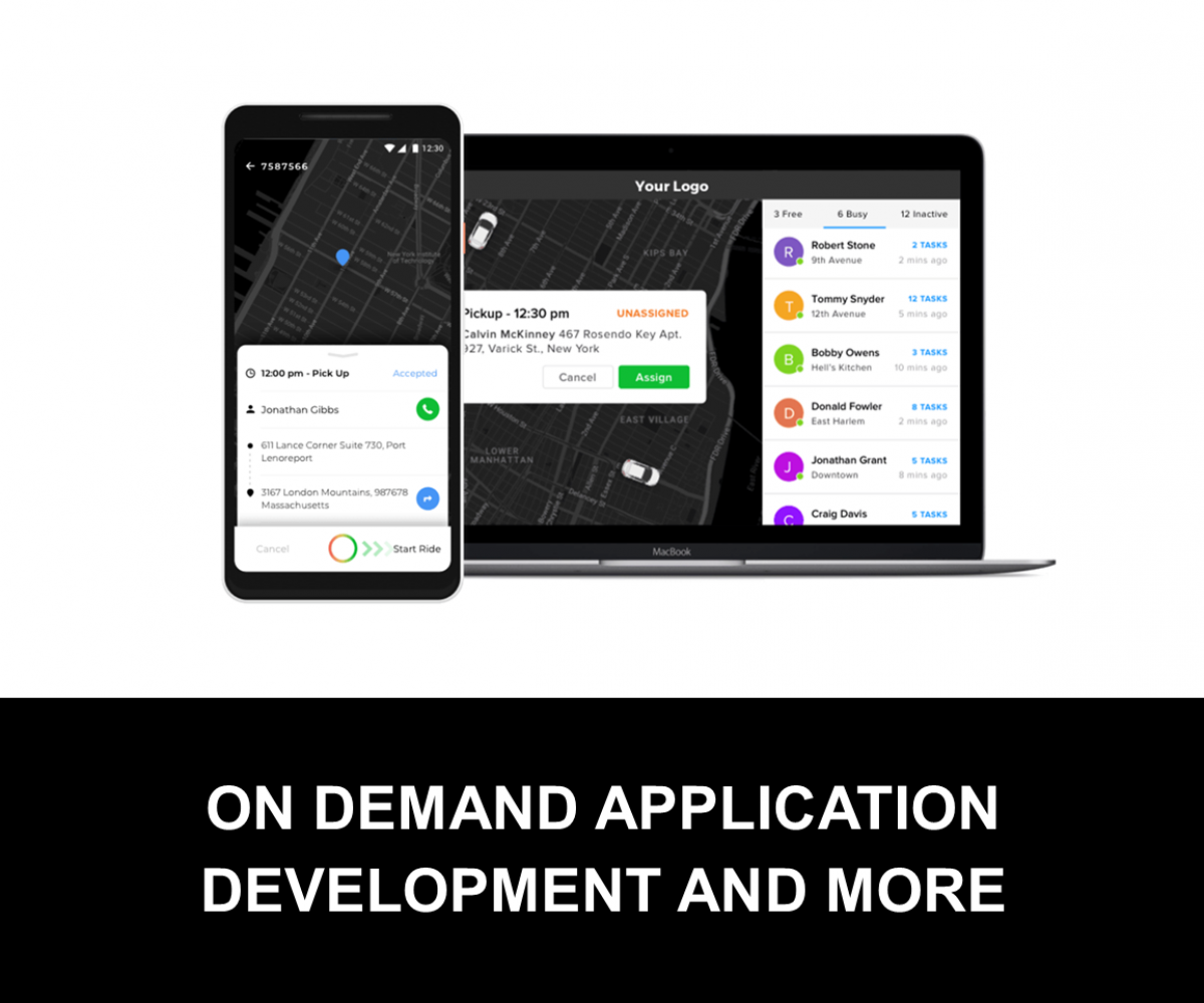 ON DEMAND APPLICATION